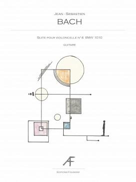Suite pour violoncelle n°4 BWV 1010