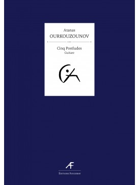 Cinq Postludes | Atanas Ourkouzounov